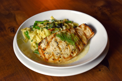 Midway Mercantile Grilled Hawaiian Swordfish