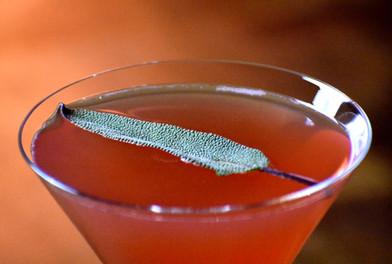 Midway Mercantile Craft Cocktail: Tina's Treat