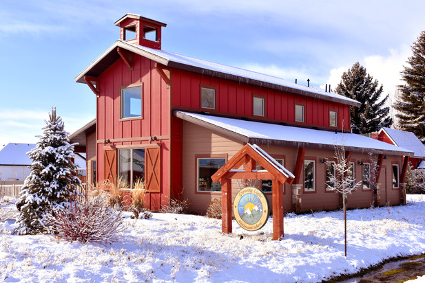 Growing Light Montessori on a bright winter's day