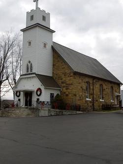 Trinity Lutheran in Friedheim, MO