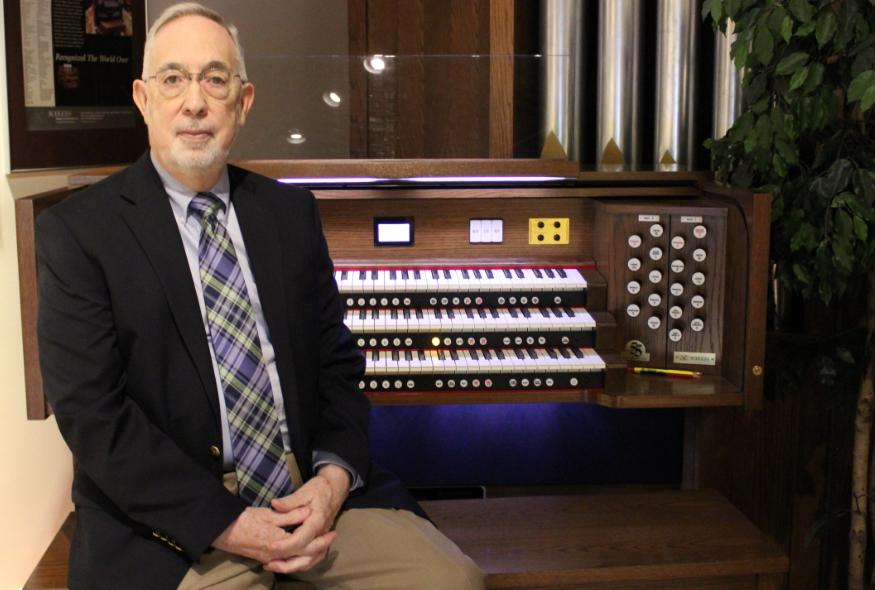 Ken Kohler - Division Director at Rodgers Organs of St. Louis
