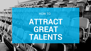 How to attract great talents