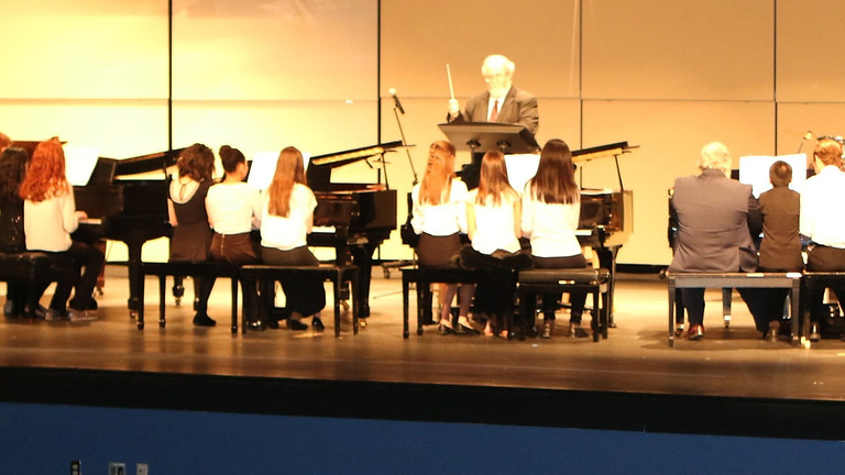 Piano Ensemble Festival