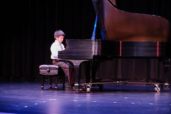 Reston Community Center Recitals