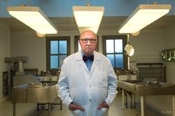 Dr. John Butt Chief Medical Examiner