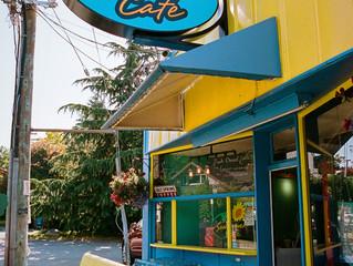 Sunflower Cafe - Crescent Beach, B.C.