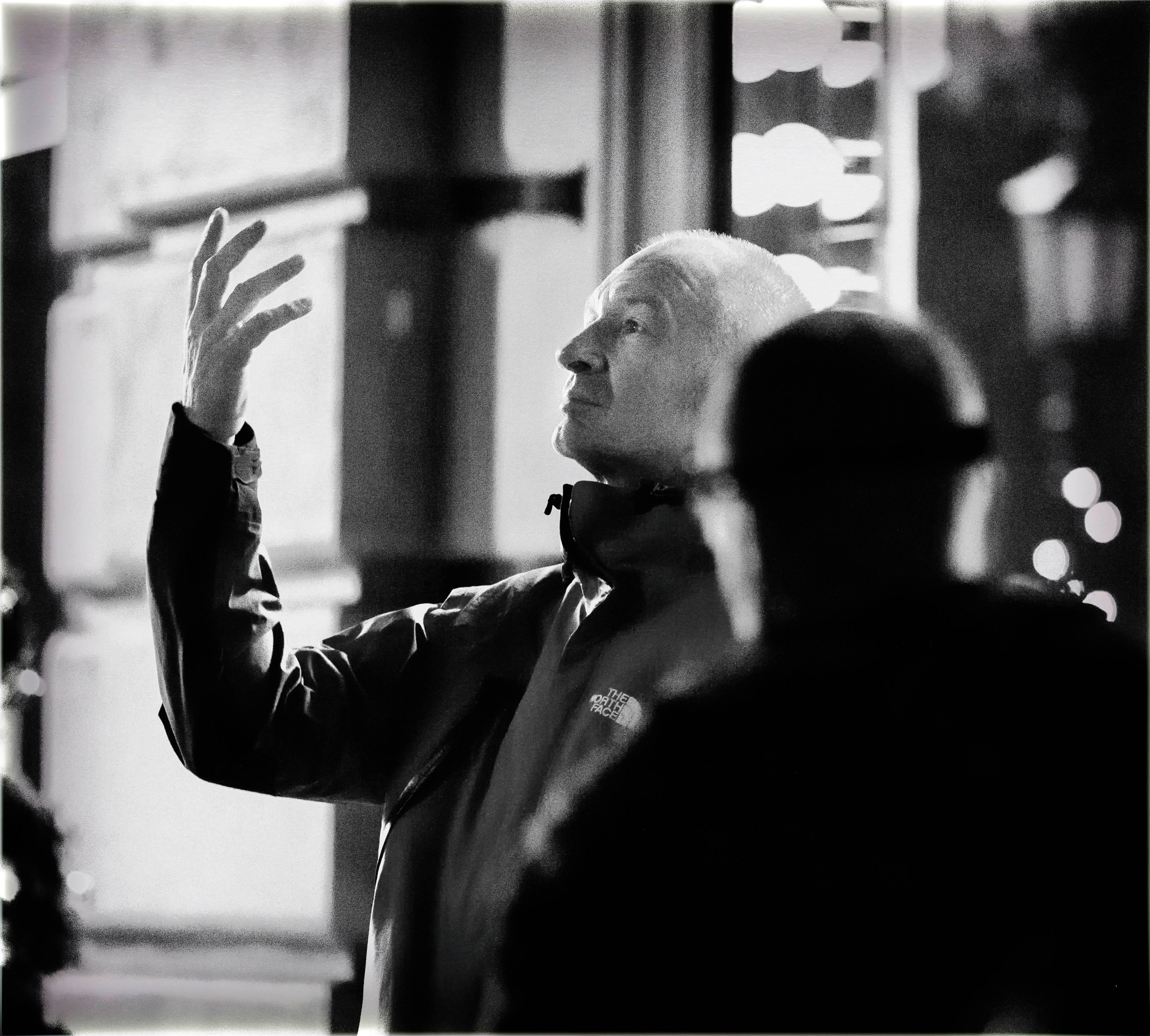 Cinematographer Pawel Edelman, ASC.