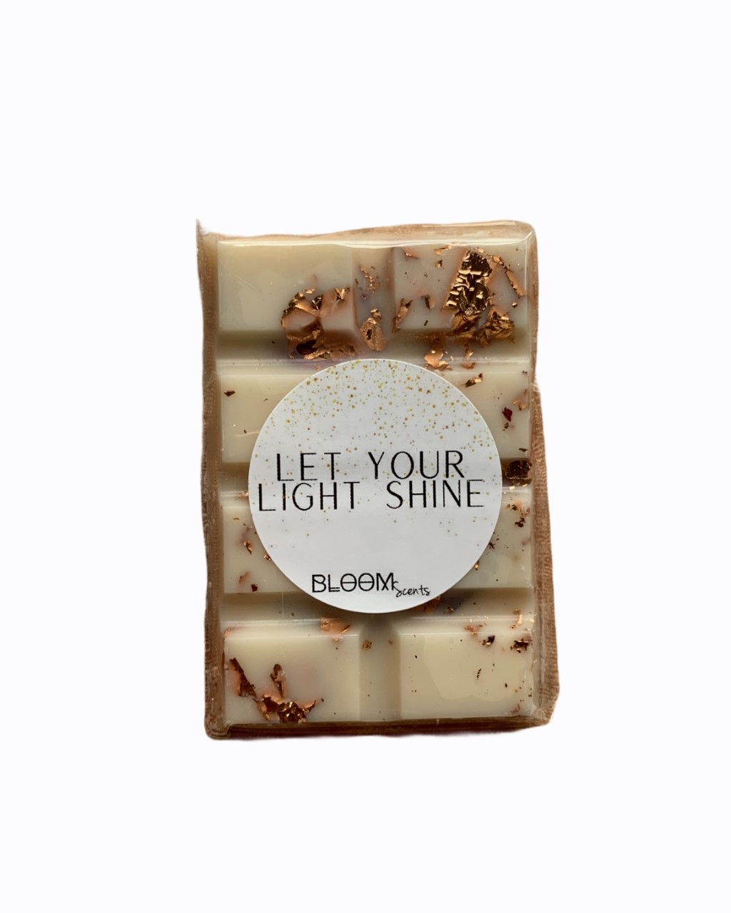 Essential oil wax bar