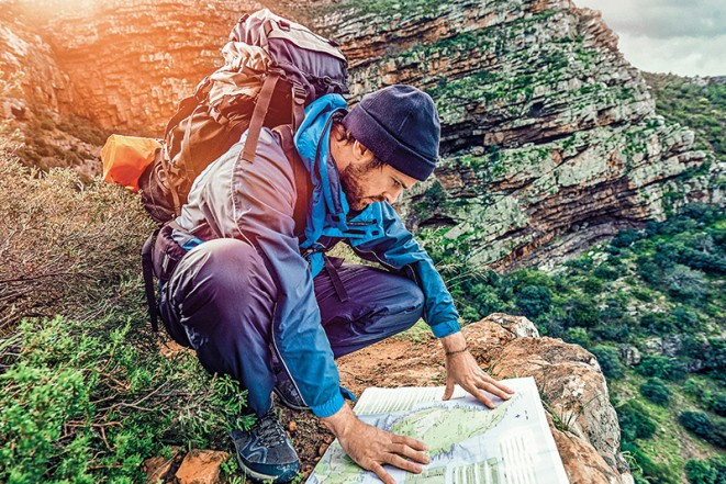 Survival Map Reading and Navigation: #1
