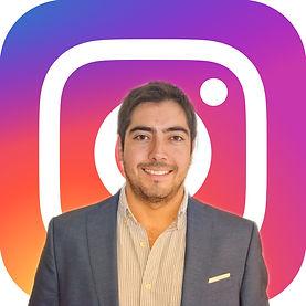 Perfil de instagram de Renato Bustamante