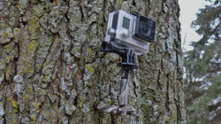 Mount on an Action Camera