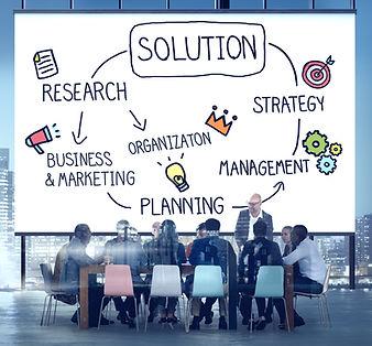 Solution Problem Solving Organization Ma