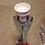 Thumbnail: Кальян HOOKAH 54см (красный с силиконовой трубкой)
