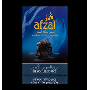 Afzal Black Liquorice (Черная солодка)