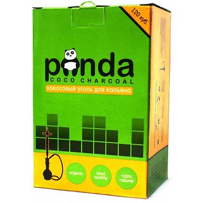 Уголь Panda (кокосовый, 120 штук)