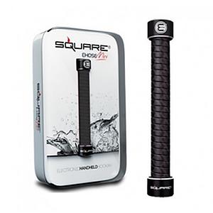 SQUARE E-HOSE MINI (BLACK) Электронный кальян