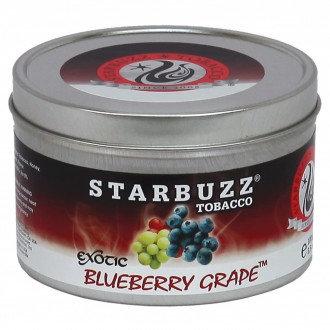 Starbuzz Bluberry Grape (Черника с виноградом)