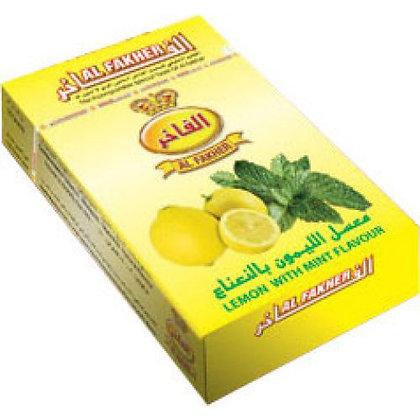 Al Fakher Лимон - мята