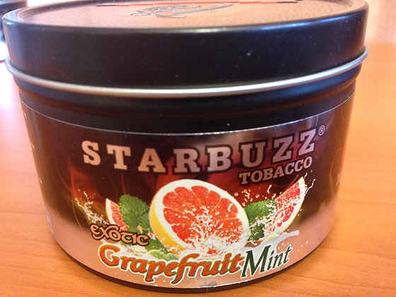 Starbuzz - Grapefruit Mint (100 грамм)