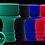 Thumbnail: Чаша силиконовая разборная AMY Deluxe