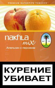 Nakhla Mix Ice - Апельсин с Персиком Orange Peach