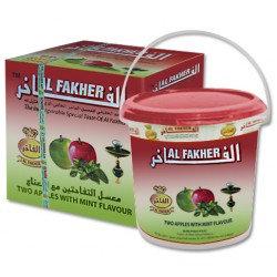 Al Fakher двойное яблоко с мятой 1кг