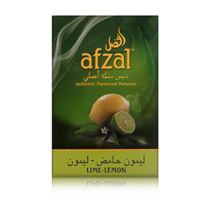 Afzal Lime Lemon (Лайм и Лимон)