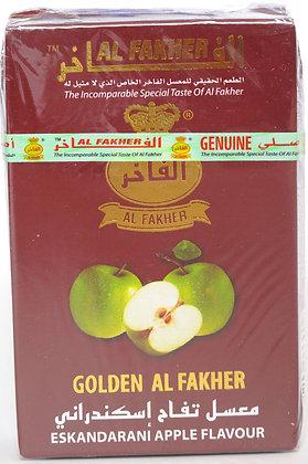 AL FAKHER GOLD зелёное яблоко