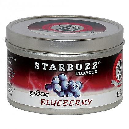 Starbuzz - Blueberry (Черника, 250 грамм)