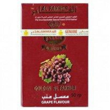 AL FAKHER GOLD черный виноград