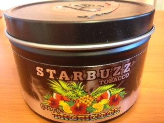 Starbuzz - Tropicool (100 грамм)
