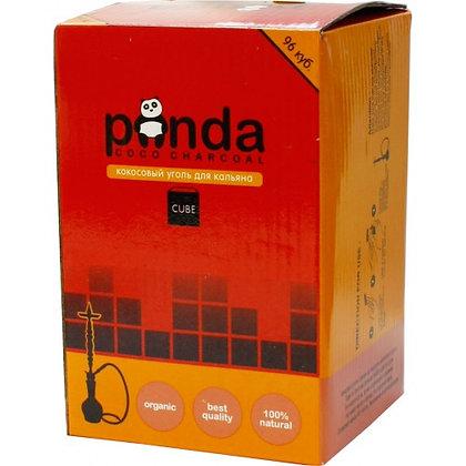 Уголь Panda (кокосовый, 112 штук)