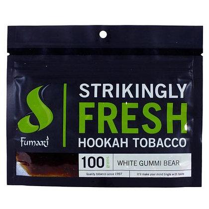 Fumari - White Gummi Bear (Мармелад, 100 грамм)
