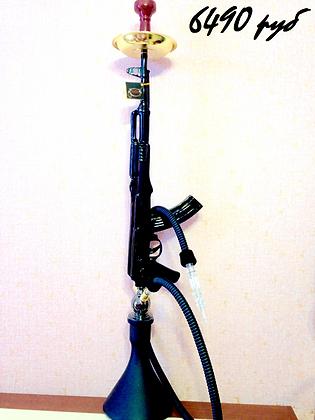 Кальян АК-47 BLACK 110 см