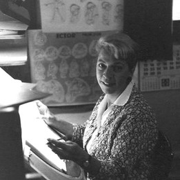 Remembering Animator Retta Davidson!