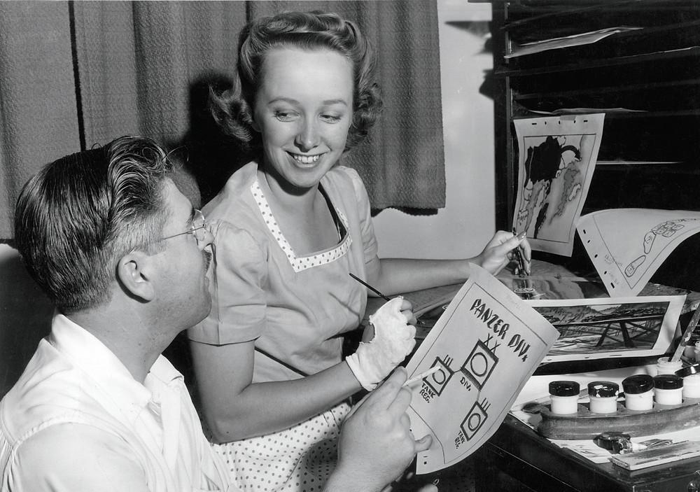 Assistant Animator Jeri Beaumont