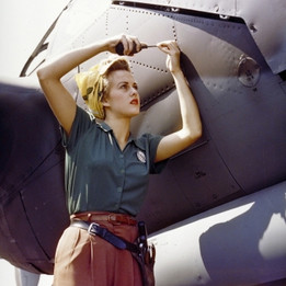 3/21 - National Rosie The Riveter Day