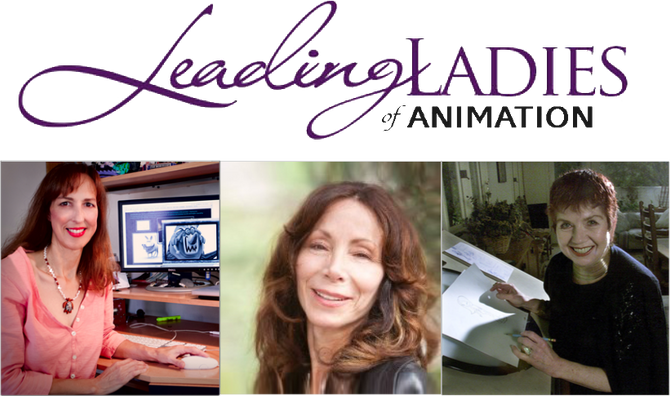 LEADING LADIES OF ANIMATION Panel Event coming to CTN Expo this Friday, 11/17/17
