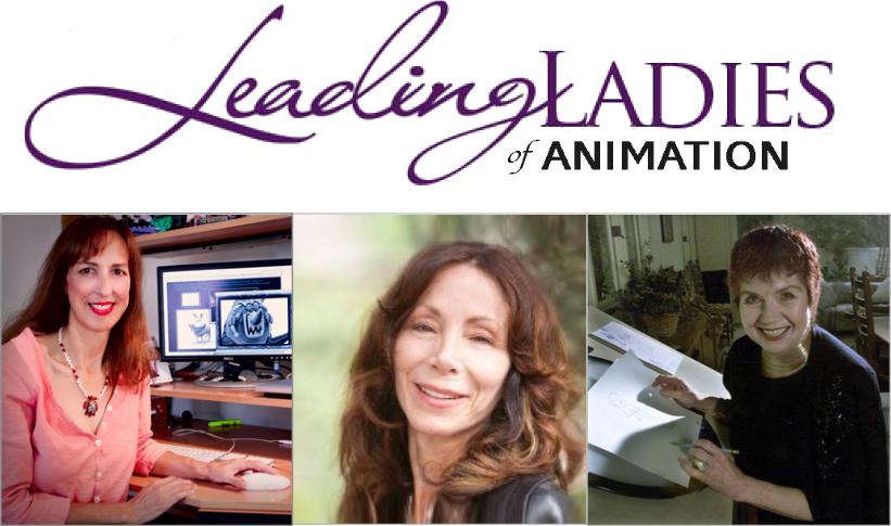 Leading Ladies of Animation