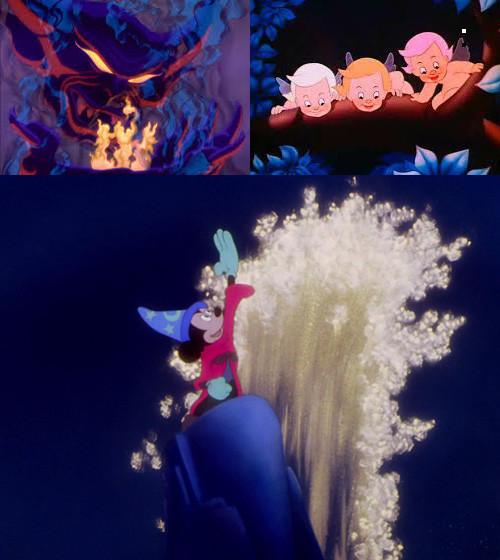 Fantasia's Female Forces
