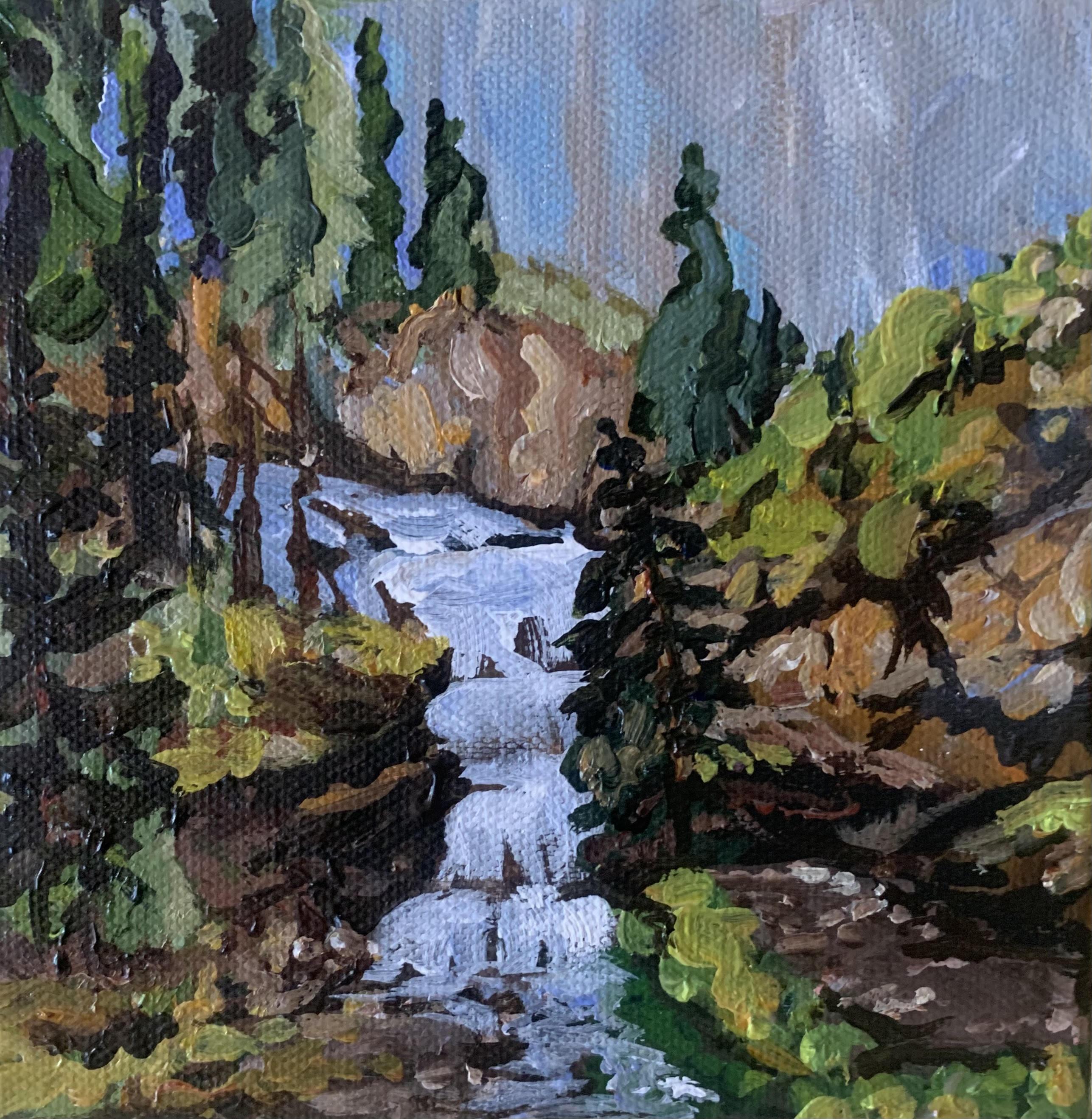 'Flowing Waters