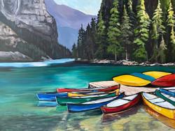 Peaceful Paddle