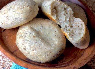 Cassava Almond Coco Vegan Bread