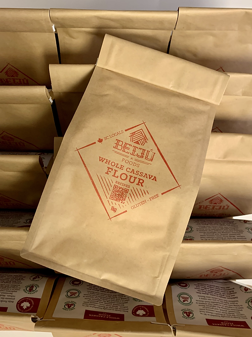 Whole Cassava Flour