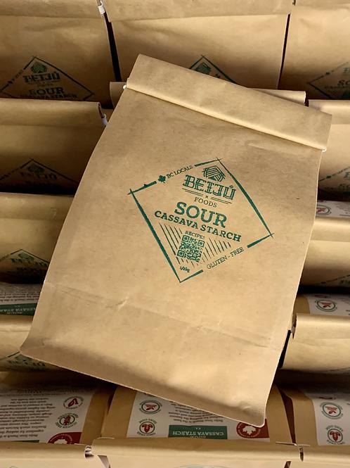 Cassava Sour Starch ( Polvilho Azedo )