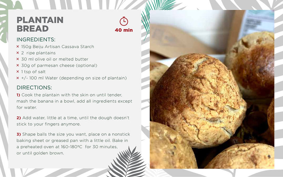 Plantain Bread
