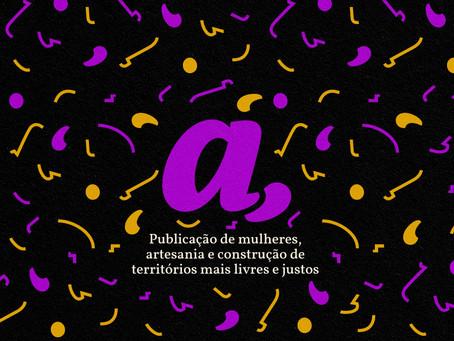 Aliás Editora realiza Sarau Mulheres do Mundo na próxima quarta-feira