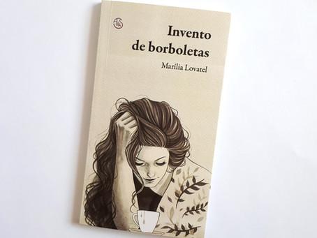 Invento de Borboletas, livro de Marília Lovatel, é publicado pela Aliás