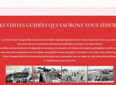 Visitez Biarritz et la côte Basque, ça vous tente ?