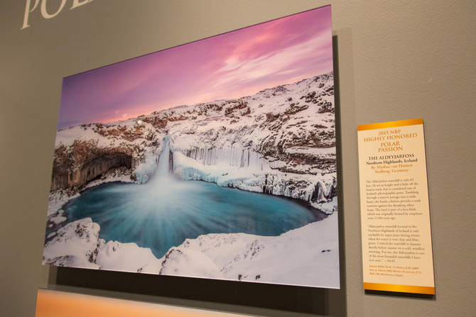 Exhibition in Washington DC